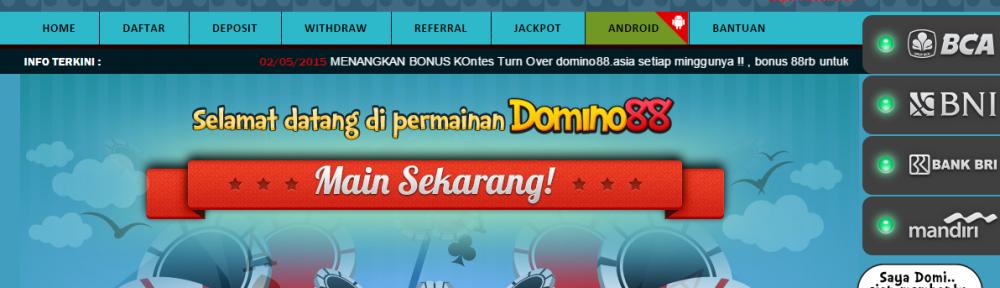 Bermain Judi dengan Layanan Terbaik di Situs Domino88 Asia