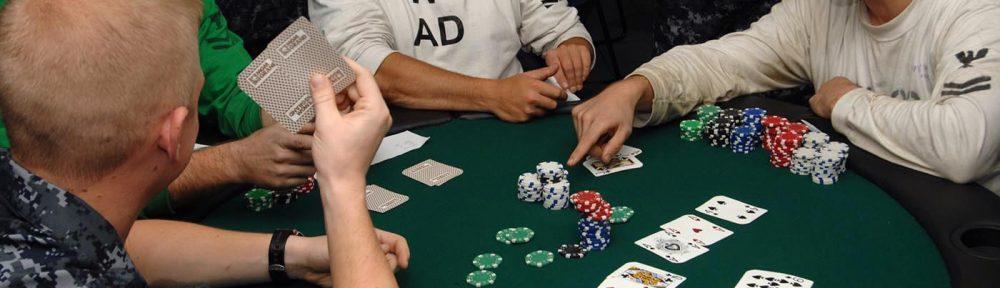 Where to Start in Poker